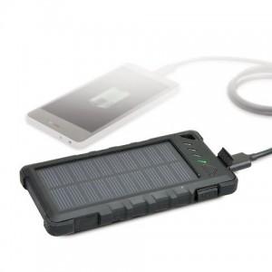 Solar Power Bank Battery 8000 MAH - 900114