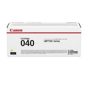 040 Y - Cartridge para LBP712Cx, LBP710Cx - 0454C001AA