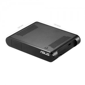 CAX21 - Media Player Box, ARM quad-core Cottex-A9 - 90LS0120-B00700