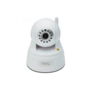 DIGITUS Plug&View OptiPAN 2MP H.264 IP 11N Day & Night Pan Tilt camera 5V