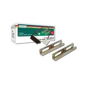 Mounting KIT SSD/HDD 2.5 - 3.5 BAY Incl. Brackets, Adaptor, Screws