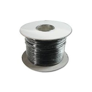 Modular Flat Cable, 4 Wire Length 100 M, AWG 26 bl