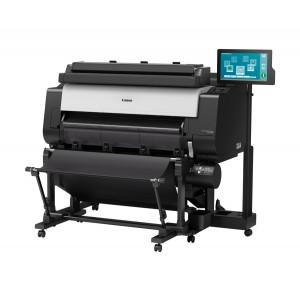 Canon Multifuncional TX-4000 2R MFP Scanner T36 - 2400x1200dpi, 330ml ou 700ml, 128Gb, disco 500Gb - 3299V310-2R