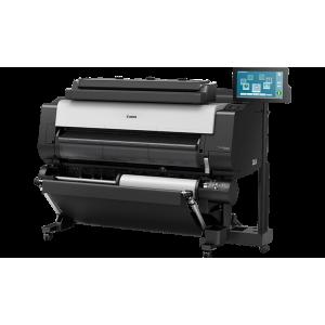 Canon Multifuncional TX-4000 2R MFP Scanner T36-AIO - 2400x1200dpi, 330ml ou 700ml, memória 128Gb, disco 500Gb - 3308V476-2R
