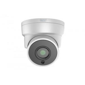 2MP Fixed Lens IP Dome camera H.265/H.264, 2.8mm Starlight, DC12V + PoE