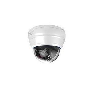 2MP Vari-focal Indoor Plastic Dome camera H.265/H.264, 2.8mm - 12mm DC12V + PoE